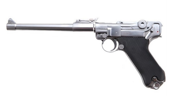 WE P08 Luger 8