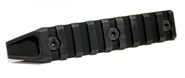 URX-4 Style 9 Slot Rail - Black