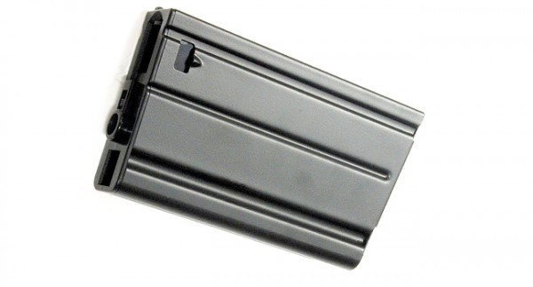 WE MCR Mk17 Heavy 330rd Magazine Black