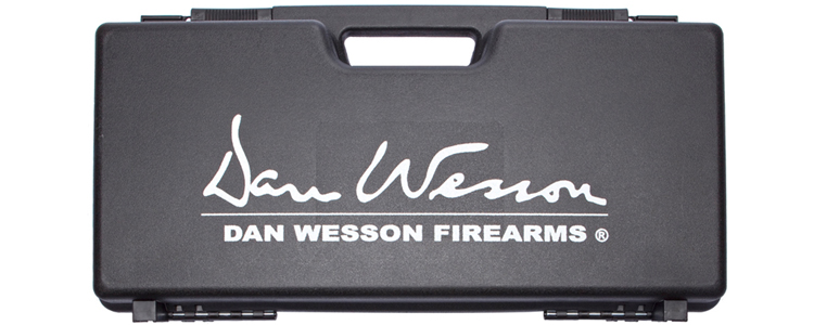 Strike Dan Wesson Revolver Case