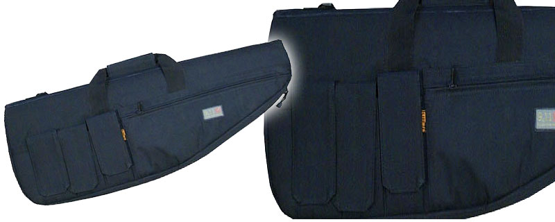 Target One 911 Medium Canvas Rifle Case