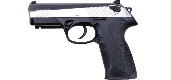 WE PX4 Pitbull Chrome