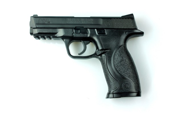 S&W M&P 40 Pistol Black .177