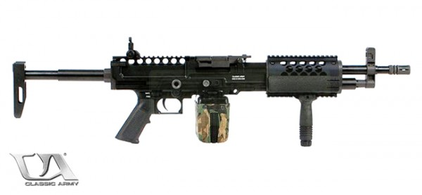 Classic Army KAC Stoner 96 LMG - JD Airsoft Ltd
