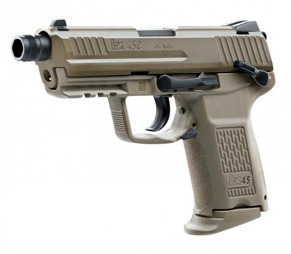 Umarex HK45 CT / FDE