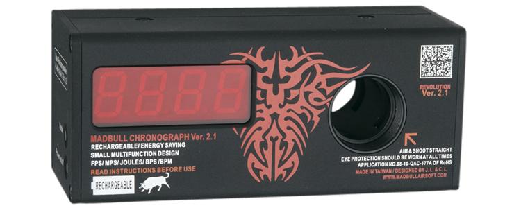 Madbull Chronograph 2.1
