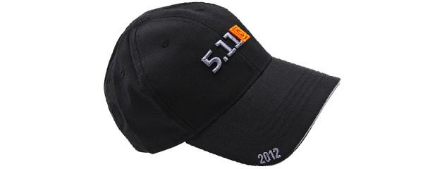 5.11 2012 Baseball Cap (Black)