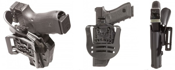 5.11 ThumbDrive Holster for G17/22 LH