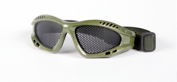 ACM Mesh Glasses OD Green