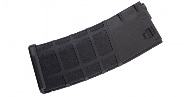 Nuprol N-Mag 150rd Mid Cap Magazine - Black
