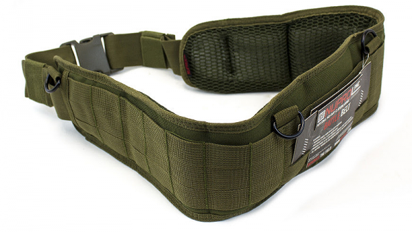 NP PMC Battle Belt Green