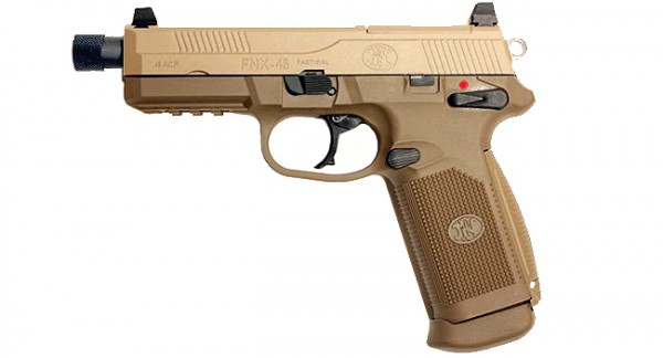 Cybergun FN FNX-45 Tactical FDE