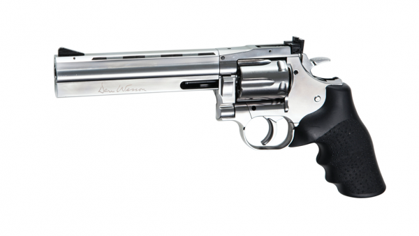 ASG Dan Wesson 715 - Silver (low power)