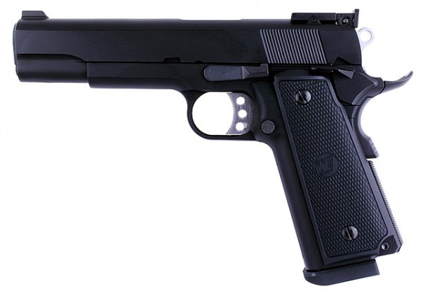 WE P14 Full Metal Pistol CO2
