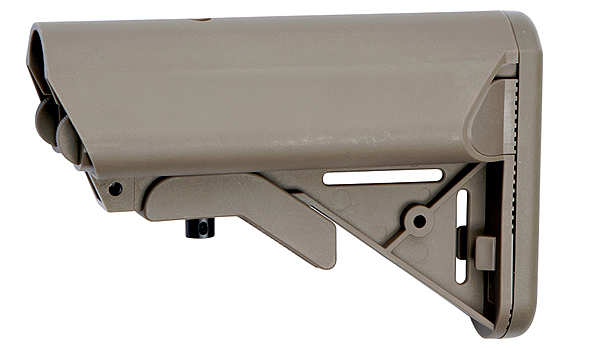 ASG Crane Stock for M4 Series Tan