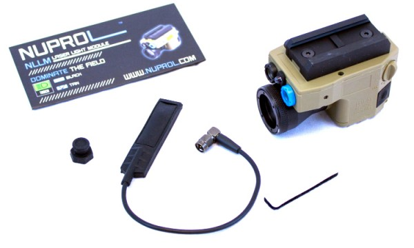 Nuprol NLLM Module (Light/Laser) Tan