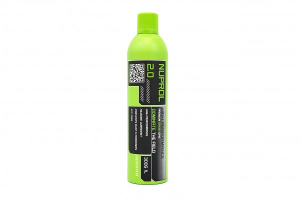 Nuprol 2.0 Premium Green Gas 500ml