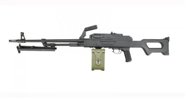 A&K PKM Machine Gun
