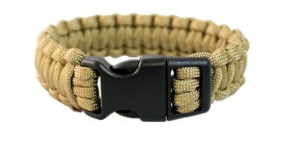 Webtex Wrist Band 230mm Tan