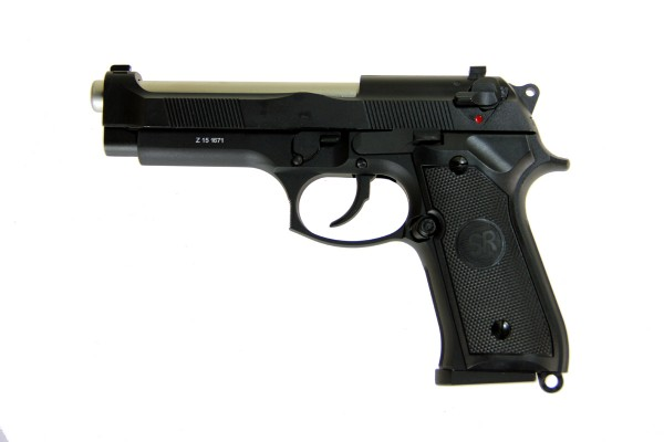 SRC SR92 Elite II Full Metal GBB