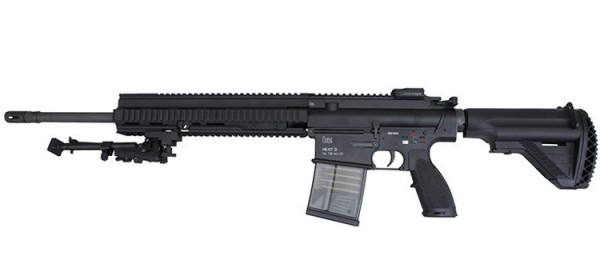 Umarex (VFC) HK 417D Sniper /w hard case