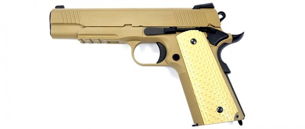 WE 1911 Kimber Style Tan