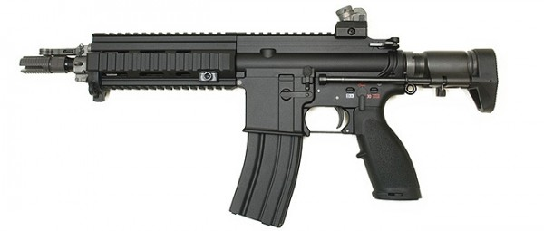 WE 416 888C GBB Rifle