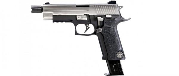 WE F226 P-Virus Black/Silver /w Case