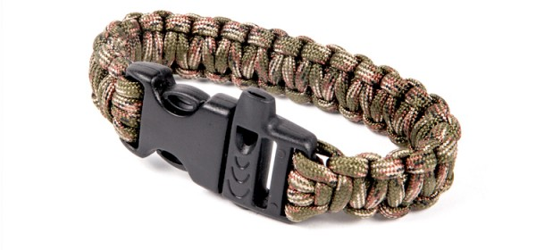 Webtex Wrist Band 230mm Camo