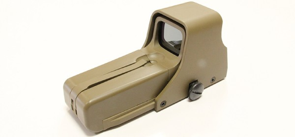 WE 882 Holo Sight Tan