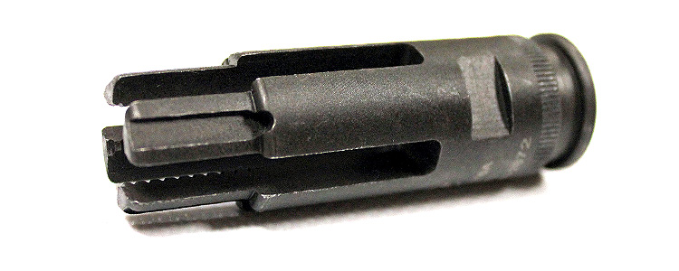 SF CQB Flash Hider Type II CCW
