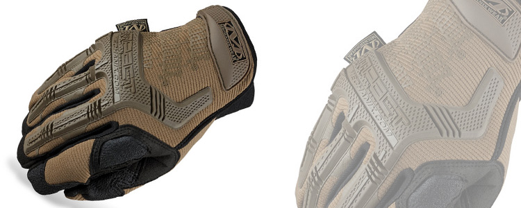 Mechanix M-Pact 2012 Glove - Coyote