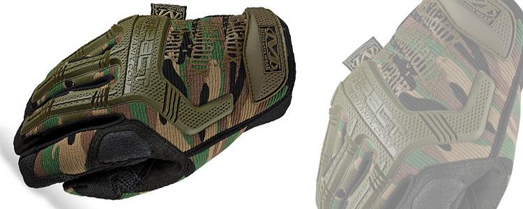 Mechanix M-Pact 2012 Glove - Woodland