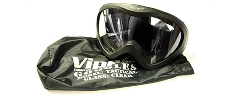 Viper Tactical Goggles (Tinted)