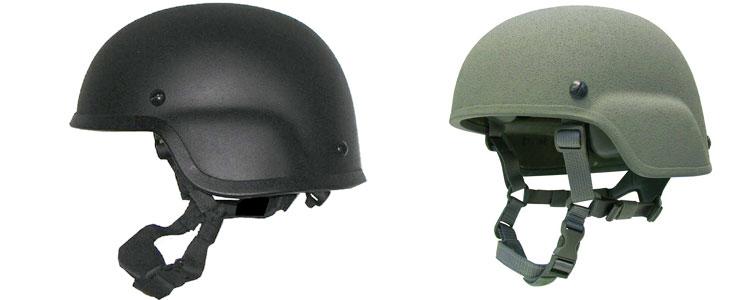 DEFCON5 Special Forces MICH Helmet Black