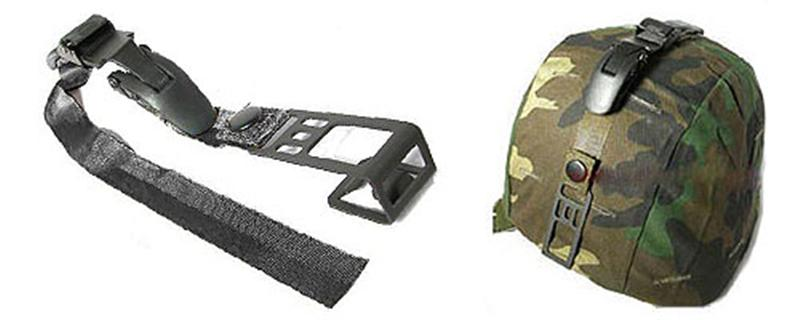 G&G Black Helmet Retention Strap