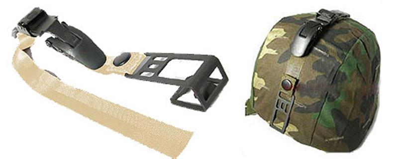 G&G Khaki Helmet Retention Strap