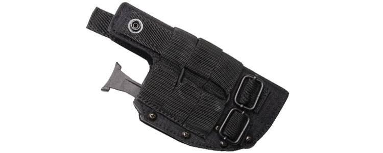 Strike Belt Holster Quick Release for Various Models Black