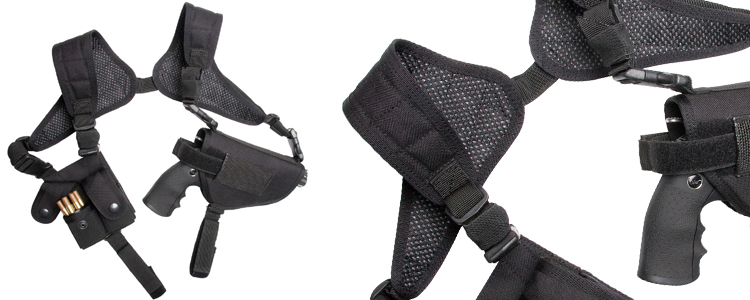 Strike Shoulder Holster for M92F