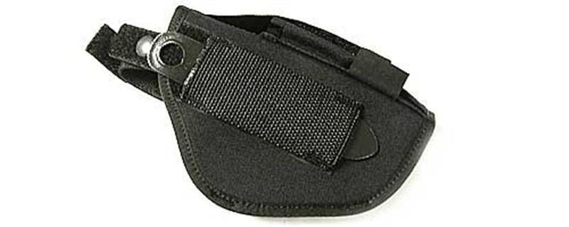 Strike Systems 92F/G17/G18 Belt Holster in Black