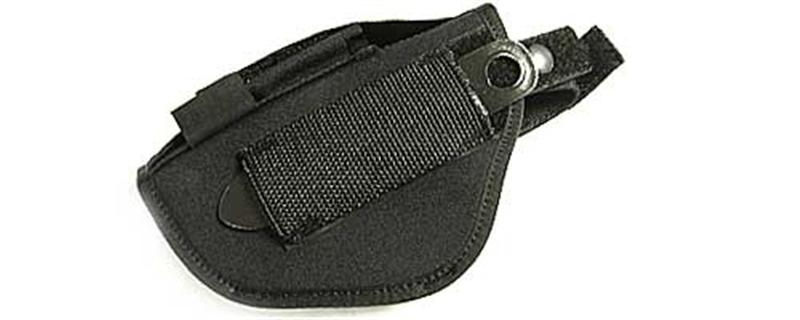 Strike Systems MK23/DE 50AE Belt Holster in Black