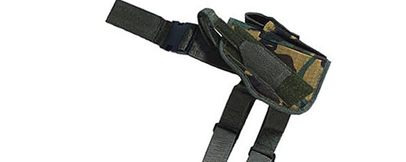 Viper Tactical Leg Holster - Camo