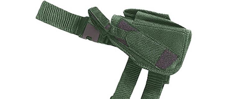 Viper Tactical Leg Holster - OD