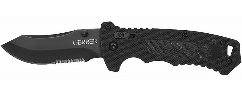 Gerber DMF Manual Folding Clip Knife