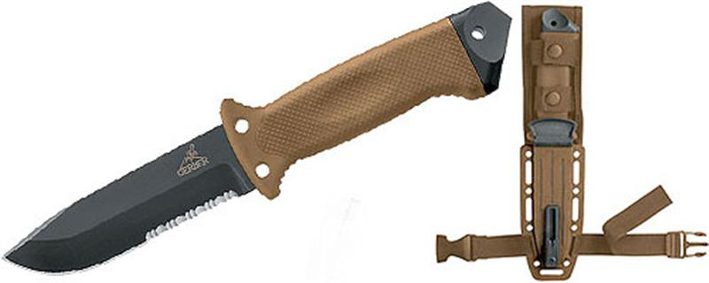 Gerber LMF II Survival Fixed Blade Knife
