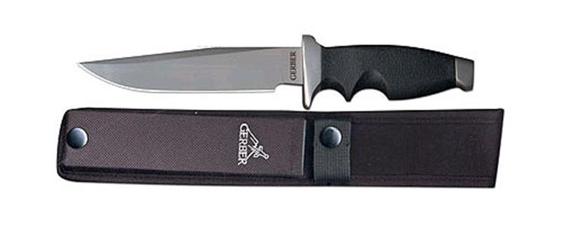 Gerber CN Steadfast Fine Edge Sheath Knife