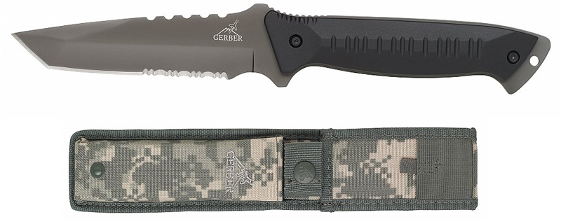 Gerber Warrant Fixed Blade Knife