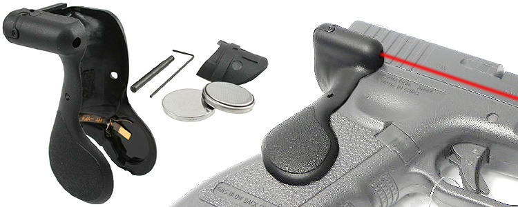 Battle Axe Laser Grip for Glock 17