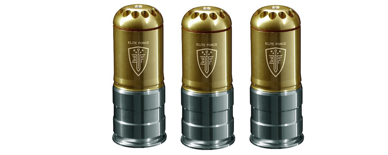 Elite Force 120rd BB Shower Grenade (3 pack)