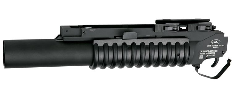 G&P LMT M203 Grenade Launcher QD RIS (Long)